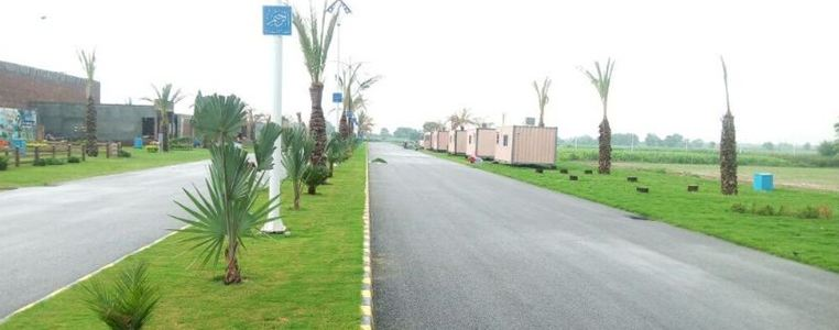 Omega Residencia Lahore