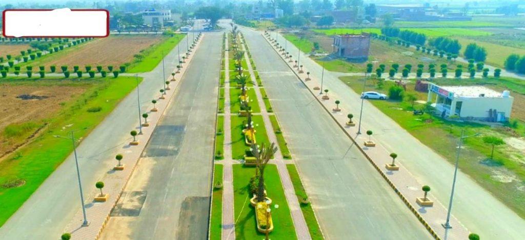 Fahad city Lahore