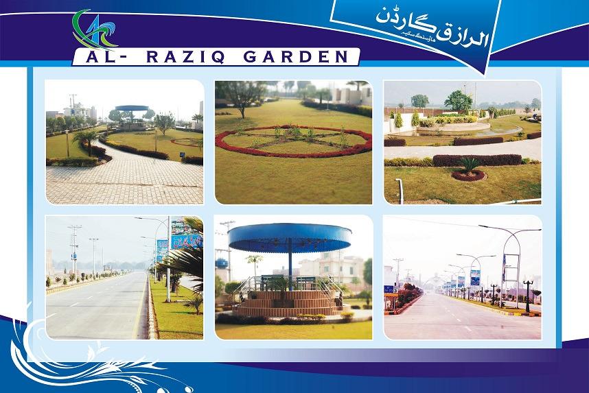 Al Raziq Garden Lahore